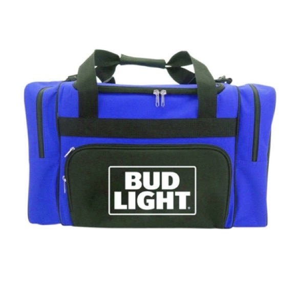 Bud Light | 40 Can Cooler Duffle Bag
